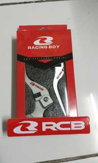 RCB brake/clutch lever for sniper 150