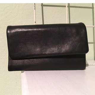 Country Road Black Long Wallet