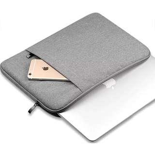 🚚 【現貨】高級防震筆電保護包_MacBook Air /一般筆電適用 13吋 現貨 灰色