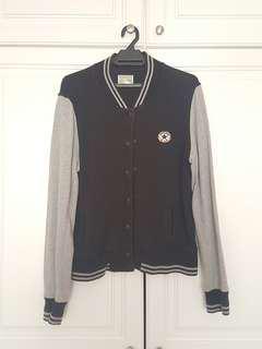 Converse all-star Black and grey unisex Jacket #mscfashion