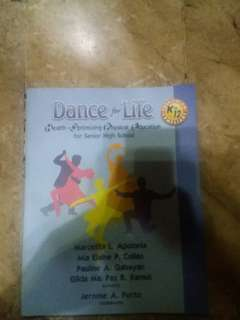 Dance for life (PHYSICAL EDUCATION BOOK K-12)