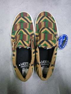 Vans slip on 59 CA (cali tribe)