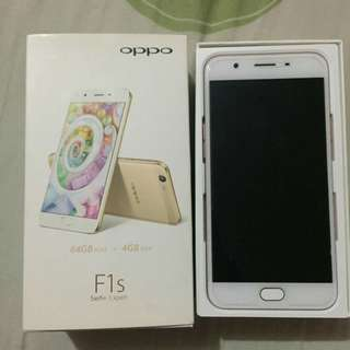 Oppo F1s UPGRADED