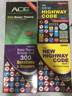 The new Highway Code and basic theory question free