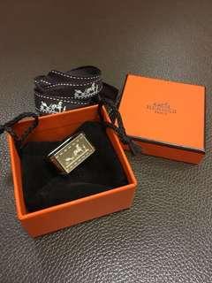 🆕Brand New Hermes Bolduc Scarf Ring