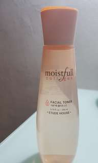 Etude House Moistfull Collagen Facial Toner 200 ml