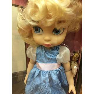 disney animators doll 16inch