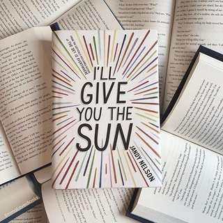 (INSTOCK)I'LL GIVE YOU THE SUN By Jandy Nelson