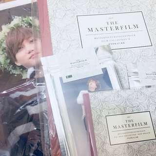 EXO Kai MPST Masterfilm Photobook