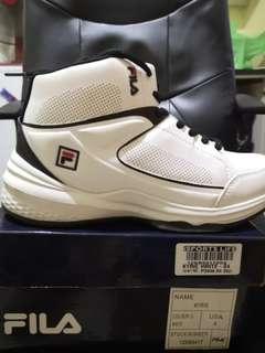 FILA high cut Basketball Shoes - ORIGINAL