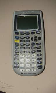 Graphing calculator TI-84 plus pocket SE