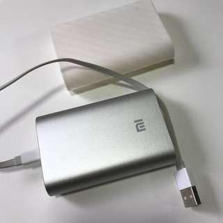 Mi external charger