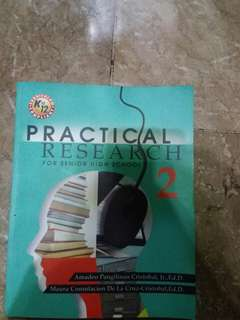 Practical Research 2 (K-12)