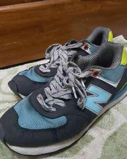 Sepatu nb gocap