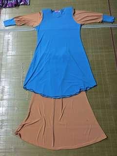 Mini jubah ADEEQ