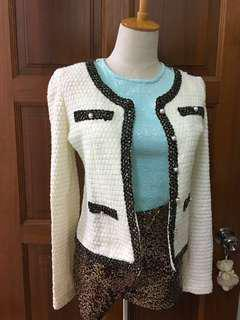 Korea Knitted Top