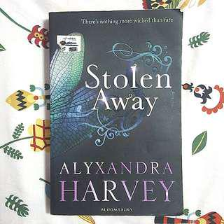 Stolen away by fantasy romance paper back Book