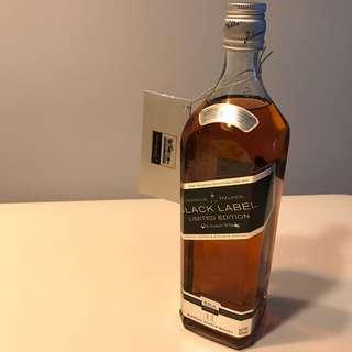 Johnnie Walker Black Label Limited Edition Whiskey