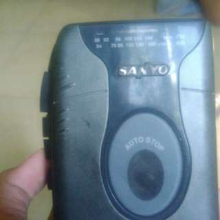 Walkman Sanyo