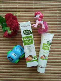 SUPERJIMAT MAYYABABY CREAM 5in 1