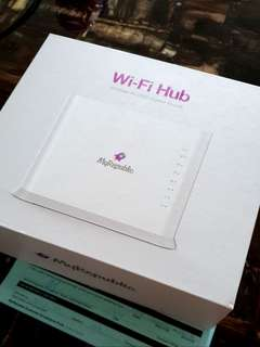 My Hub Wifi Router