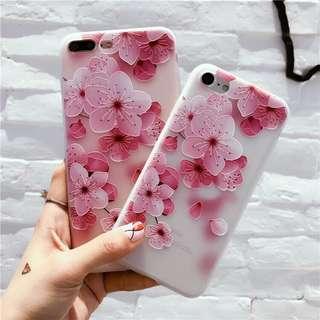 Iphone 6 case flower