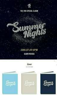 TWICE - SUMMER NIGHT