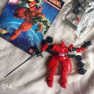 Gundam Gundamwing Scale Mercurious Bandai