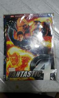 Fantastic Four DVD-To Bless