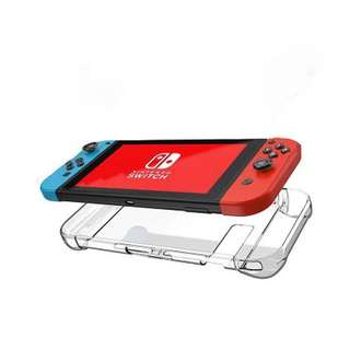 Nintendo Switch Case Crystal Clear Protective Pouch