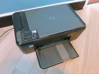 Hp 彩色影印打影機