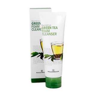 Ra&Gowoori Real Kill Green Tea Cleanser