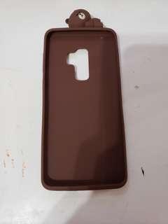 Line friend 熊大 Samsung S9+機套 正版
