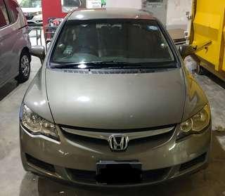 Honda FD 1.6cc SG