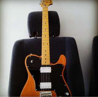Fender Telecaster Deluxe Mexico Costum - REPRICE