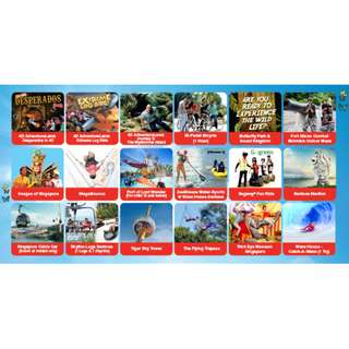 sentosa attractions tkts @ cheap rate