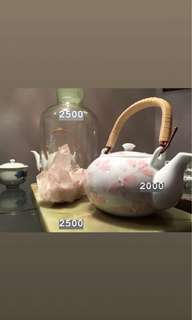 Sakura Japanese teapot