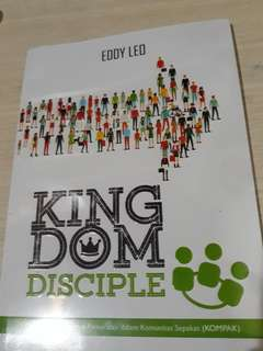 Kingdom disciple. By. Eddy Leo.