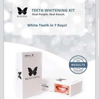 Beautiful Teeth Whitening Kit