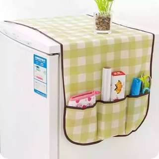 Refrigerator dust cover