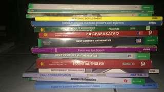 11 ABM books