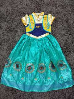 Anna's Frozen Fever Dress