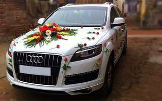 Q7 Car Rental For Wedding