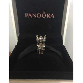 Pandora 2tone charm