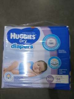 Huggies Dry Newborn