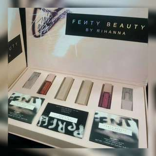 💌 FREE Normal Mail †† Fenty Beauty By Rihanna †⊷⊷† Makeup Set For ONE ENTIRE BOX