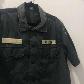 Avirex Airborne Shirt