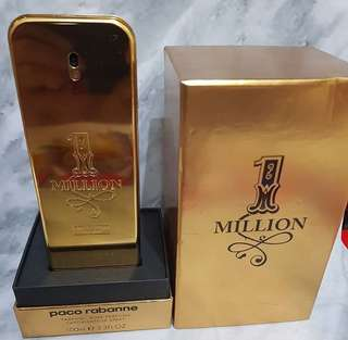 Paco 1million absolutely gold 100ml