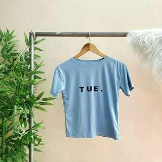 TUE. Top