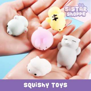 Squishy Animal Toys